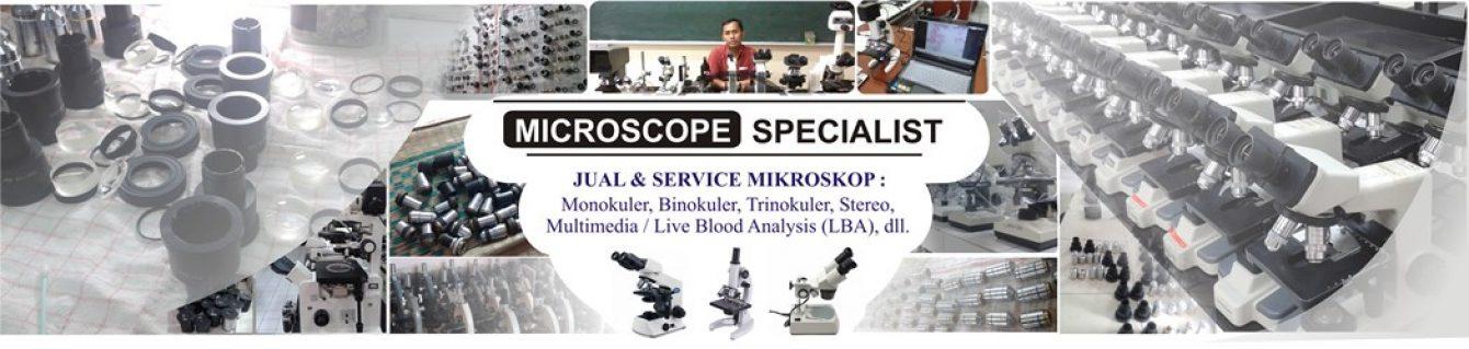 Service Mikroskop